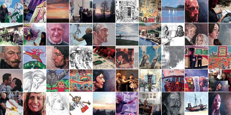 A snapshot of my artwork in 2014. A lot has happened this year including School murals and Art exhibitions, looking forward to the same again in 2015. Happy New Year! :}> x