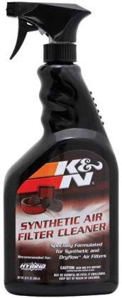 KN Filter Cleaner for Synthetic Filters