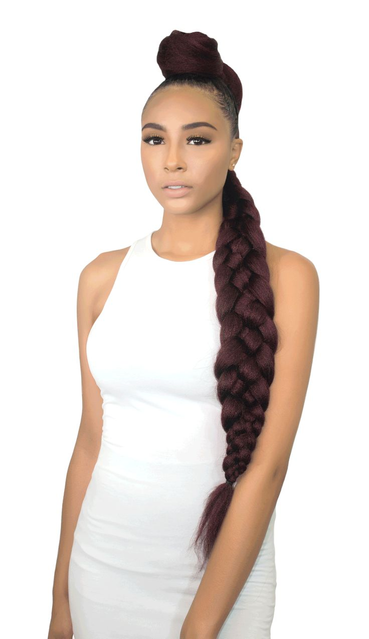 Urban beauty prepulled queen b braiding hair 50