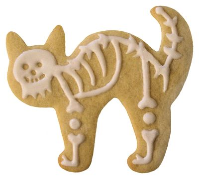 Cat Cookie Cutter (Halloween)