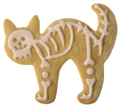 Cat Cookie Cutter (Halloween)