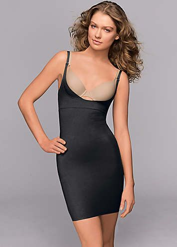 Maidenform Full Slip - get the control you need from shapewear whilst having the comfort of your own bra!