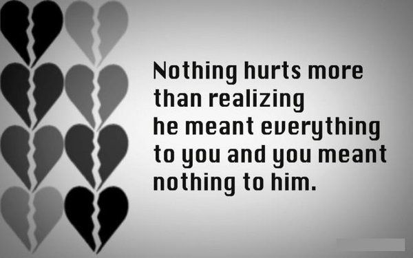 Quotes About Failed Love Awesome 27 Best Love Failure Quotes With