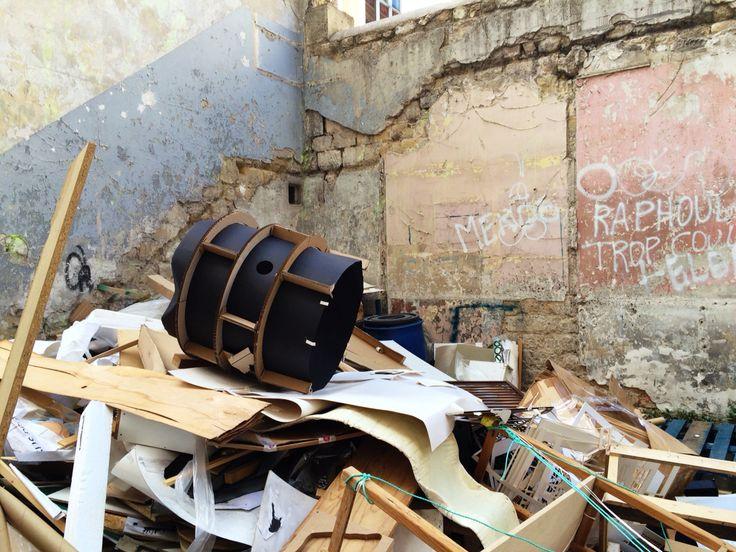 Abandoned projects, ENSCI, Paris