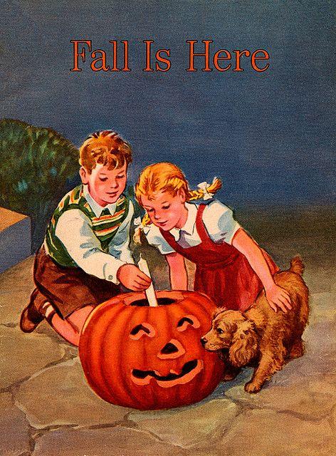 PUMPKIN CARVING ART: Carving the Pumpkin