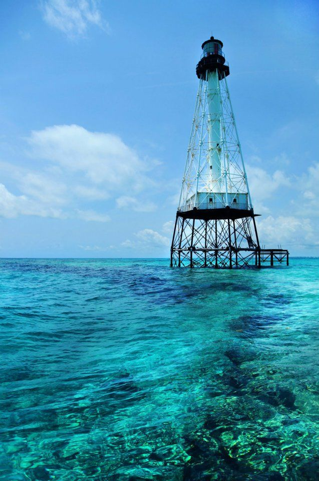 Alligator Reef Light is located 4 nautical miles east of Indian Key, near the Matecumbe Keys of Florida in the United States, north of Alligator Reef itself. The station was established in 1873. Wikipedia