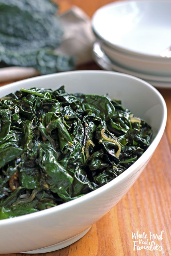 Most Awesome Sauteed Kale