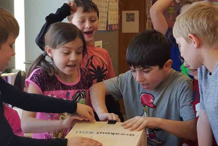 We are a third grade class in Dearborn Michigan. We have been really learning many things from doing Digital Breakouts online but we can learn so much from using really Breakout Boxes. Breakout boxes force us to problem solve, critically think, review what we are leaving and fully engages us in w...