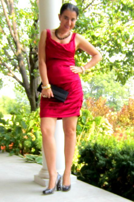 Elegance and Mommyhood.: What to Wear to an Early Fall Wedding - 4 Bloggers Collaboration.