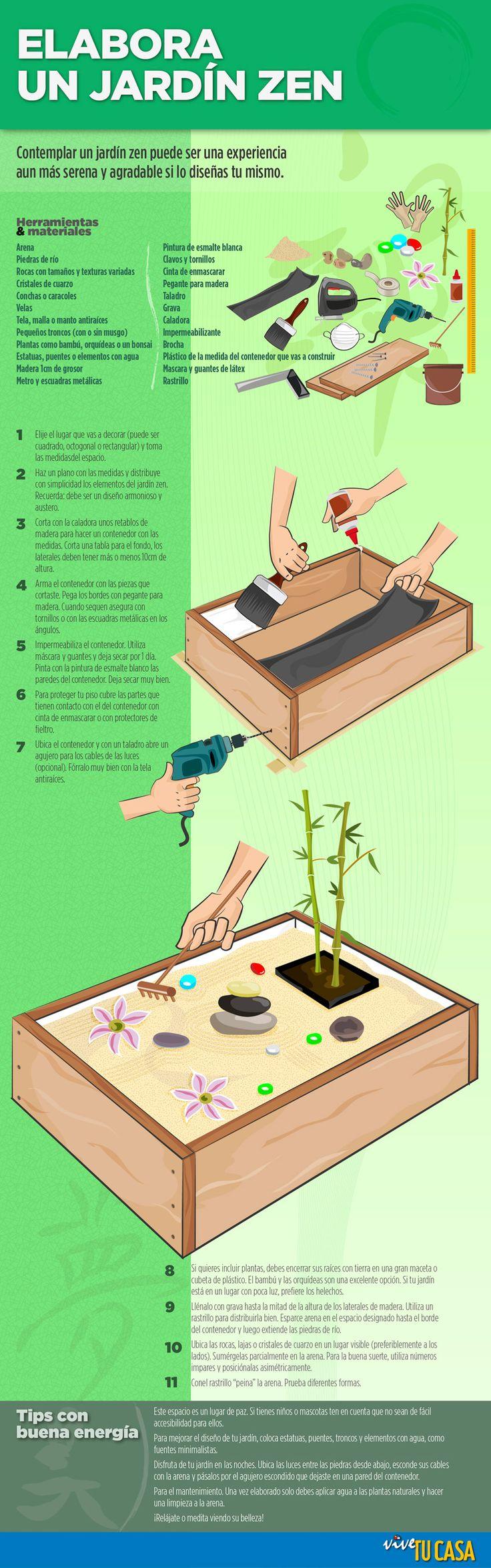 Aprende cómo hacer un jardín paso a paso…