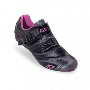 Giro Factress Cycle Cleats Womens Black Fiber - ONLY $290.00