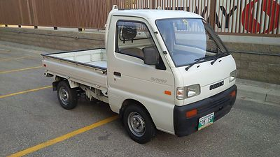 Suzuki Carry Ute Imports