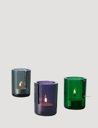 Match - Modern Scandinavian Design Candle Light Holder by Muuto - Muuto