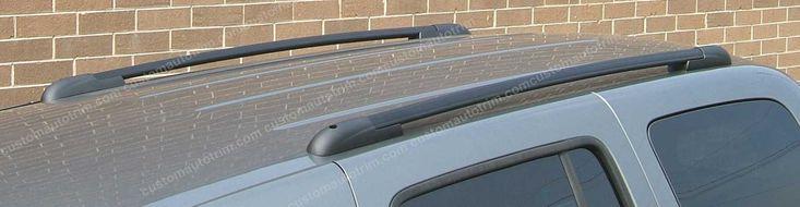 DynaSport Roof Rails - Pair