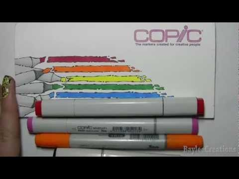 copic markers DA:  http://www.bayleecreations.deviantart.com Tumblr:  http://www.bayleecreations.tumblr.com  Twitter:  http://www.twitter.com/bayleecreations  Copic Marker Tutorial: http://www.youtube.com/watch?v=A06BIsvIJoo Copic Skin Colours: http://www.youtube.com/watch?v=G4Rpt8ahQ2w