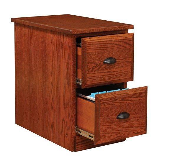 Beautiful Wood Grain File Cabinet