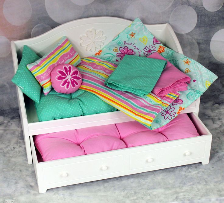 Trundle Bed By Fashion Plunder On Dolls Amp Bears