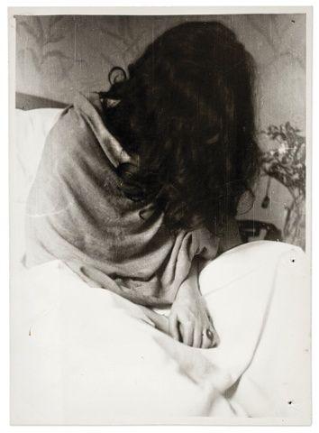 NICKOLAS MUREY Frida Khalo in New York City, c.1946