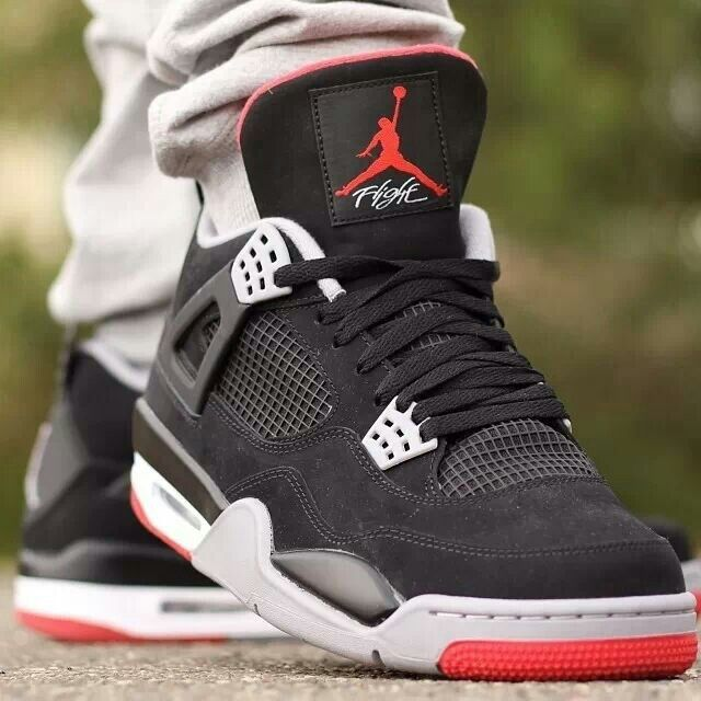 bred 4s all about feet pinterest
