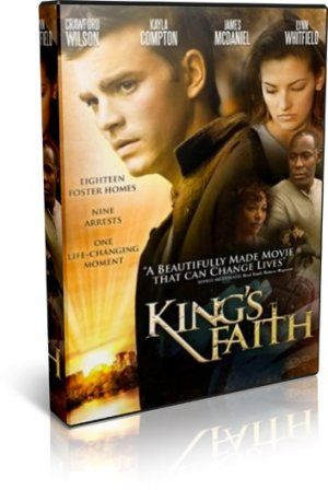 King's Faith DVD | Free Delivery when you spend £10 @ Eden.co.uk