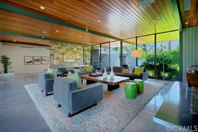 Leonardo DiCaprio Charges by the Night for Mid-Century Modern Compound | Zillow Blog