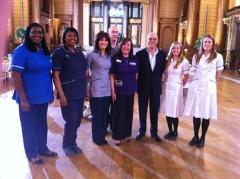 Loyd Grossman OBE becomes a Patron of the Trust | Cavell Nurses' Trust