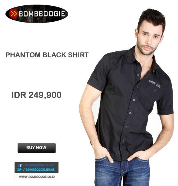 Friday Night dengan kemeja baru ini mas bro, gaya mu max dah IDR 249,900 >> http://ow.ly/vpAXM