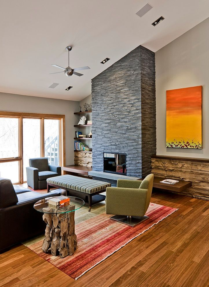 134 best Indoor Fireplace Ideas images on Pinterest