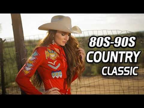 Best Classic Country Songs Of 80s 90s - Greatest Old Country Music Hits Of 80s 90s - YouTube