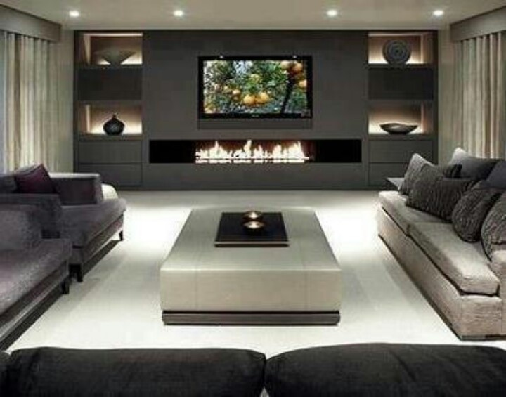 Perfect theater room.