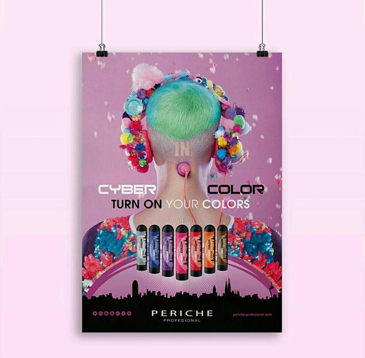 #CyberColor enciende tus colores.