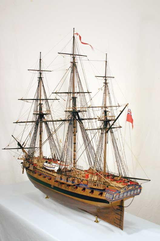 Cast Your Anchor Hobby | Wooden Ship Models and Boats