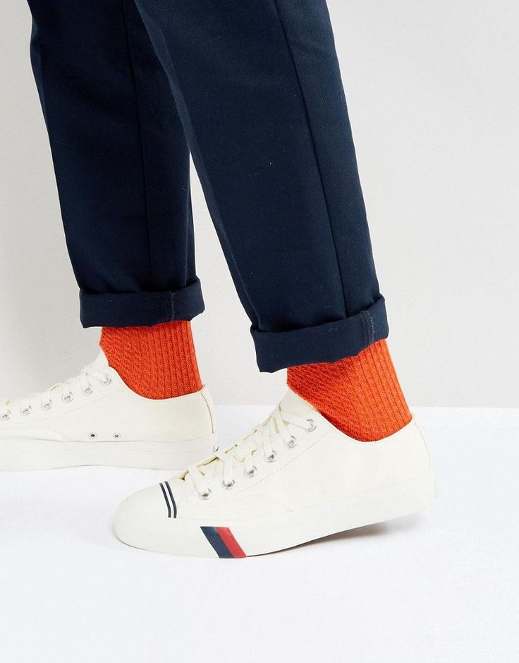 Pro Keds Royal Low Canvas Sneakers - White