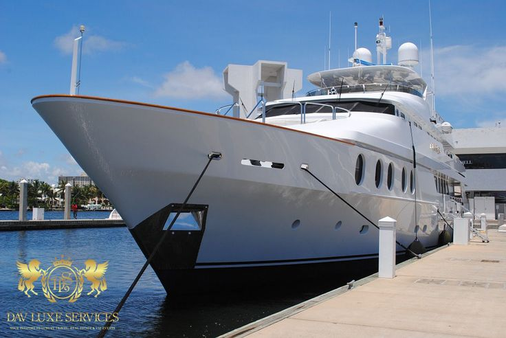 Dav luxe services travel private jet charters yacht
