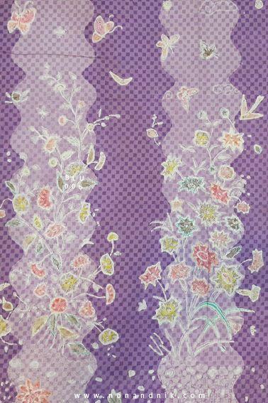 Batik Tulis - BLU 006 IDR 350.000