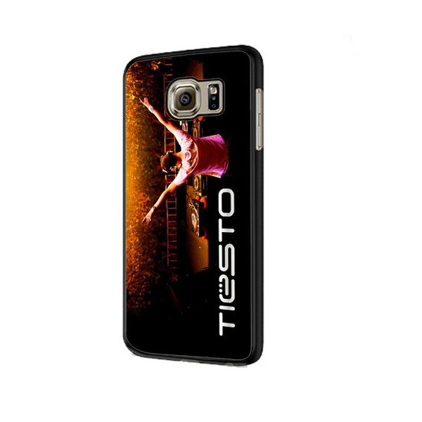 DJ TIESTO Samsung Galaxy S6 | S6 Edge Cover Case
