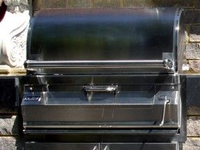 Fire Magic - Legacy - Holzkohle Grill mit Gourmet-Ofen Haube