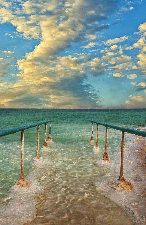 The Dead Sea | Israel (by Amir Peeri)