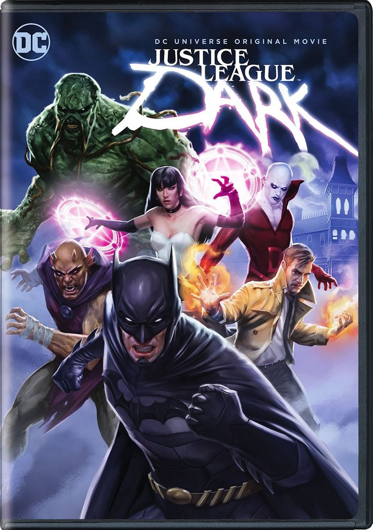 Justice League: Dark (DVD)