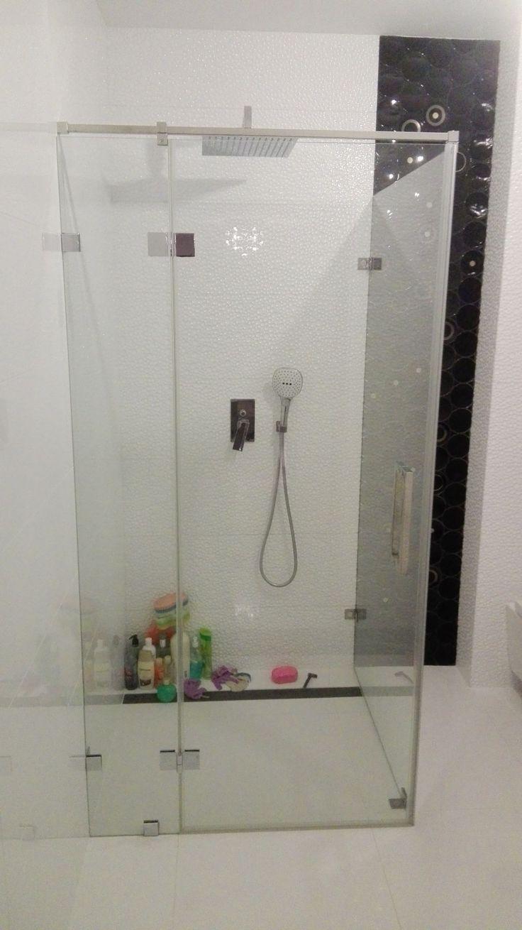 DUBIEL GLASS Kraków – kabiny prysznicowe | realizacje www.dubielglass.pl