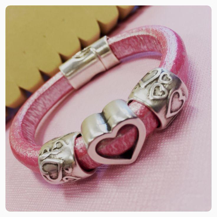 Rosa Armband by Jiska Design