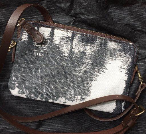Leather Slimfold Wallet - Clown Around by VIDA VIDA eubHQHg