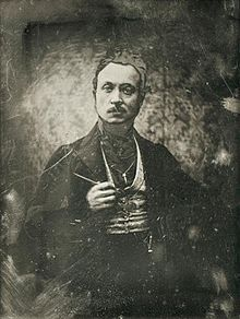 Joseph-Philibert Girault de Prangey (21 October 1804 – 7 December 1892) was a French photographer and draughtsman who was active in the Middle East. His daguerreotypes are the earliest surviving photographs of Greece, Palestine, Egypt, Syria and Turkey. Remarkably, his photographs were only discovered in the 1920s in a storeroom of his estate and then only became known eighty years later.