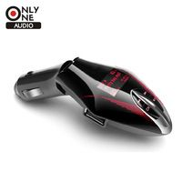 ONLY ONE AUDIO Wireless FM Transmitter Car Mp3 Player  LCD Screen Car Audio MP3 Music Player FM Modulator With Remote Control