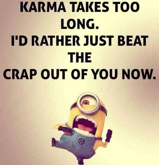 Karma Fever - Why Don't U See