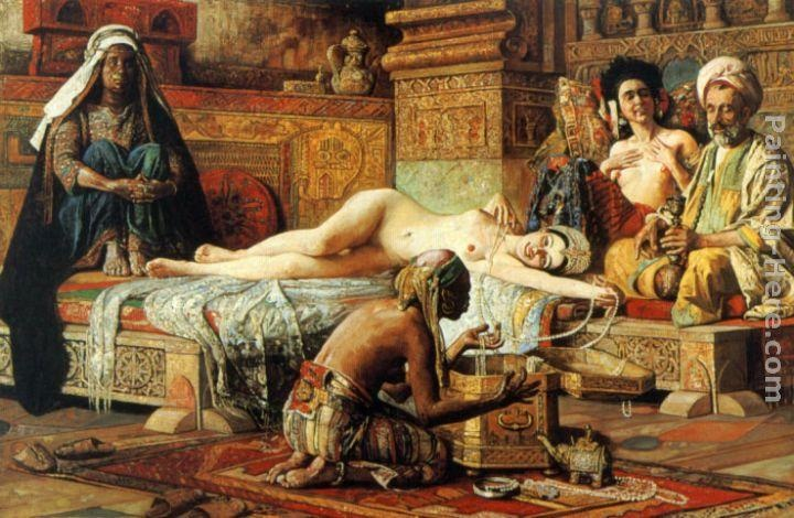 Harem Orientalism