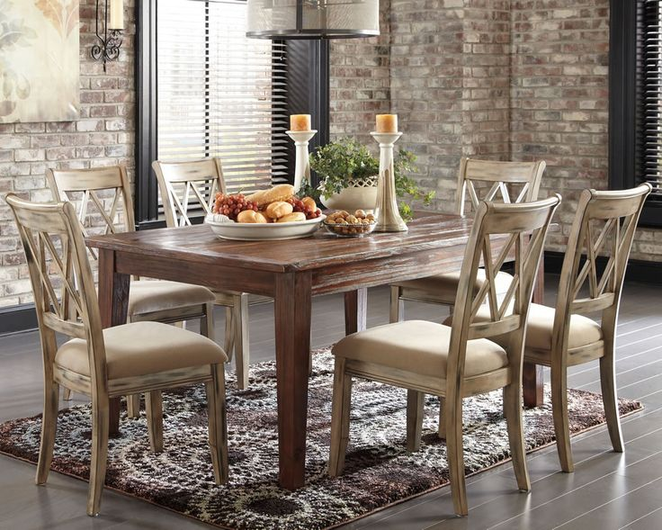 Rustic Dining Room Chairs rustic dining room chairs laminate floor stone wall intended design