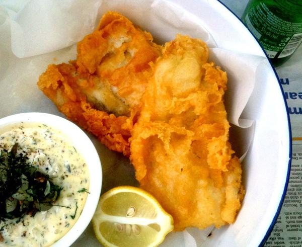 Fried fish and tartare sauce - http://hometalk.homechoice.co.za/content/fried-fish-and-tartare-sauce