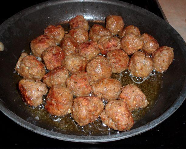 How To Make Amazing Homemade Meatballs