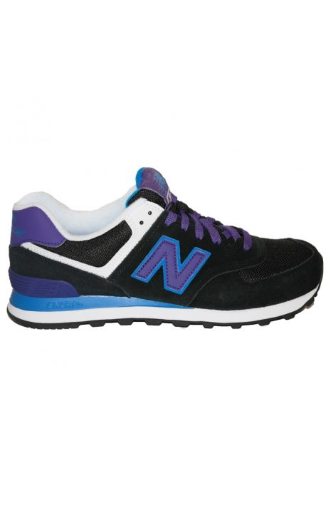 New Balance-KL574 F2 Shoes Junior Couleur: Bordeaux FHj5O